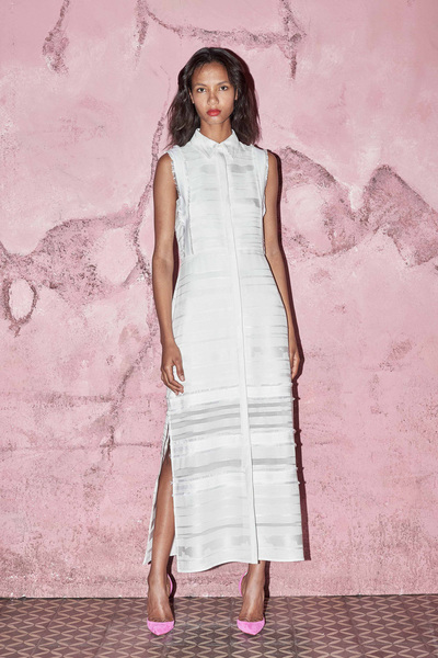 Kimora Lee Simmons Spring 2018 Ready-to-Wear - Look #22