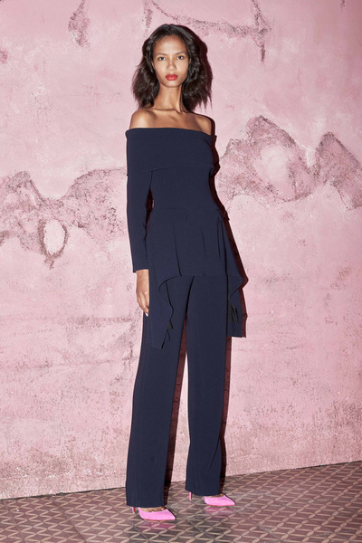 Kimora Lee Simmons Spring 2018 Ready-to-Wear - Look #23