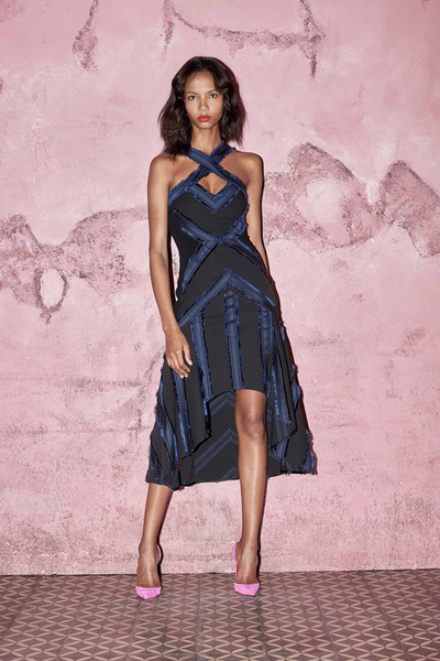 Kimora Lee Simmons Spring 2018 Ready-to-Wear - Look #27
