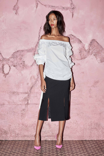 Kimora Lee Simmons Spring 2018 Ready-to-Wear - Look #3