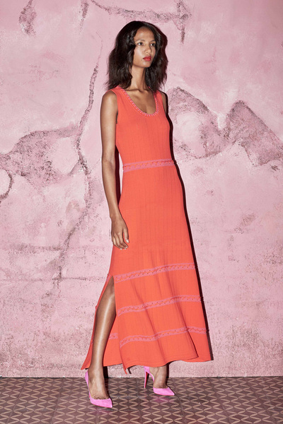 Kimora Lee Simmons Spring 2018 Ready-to-Wear - Look #5