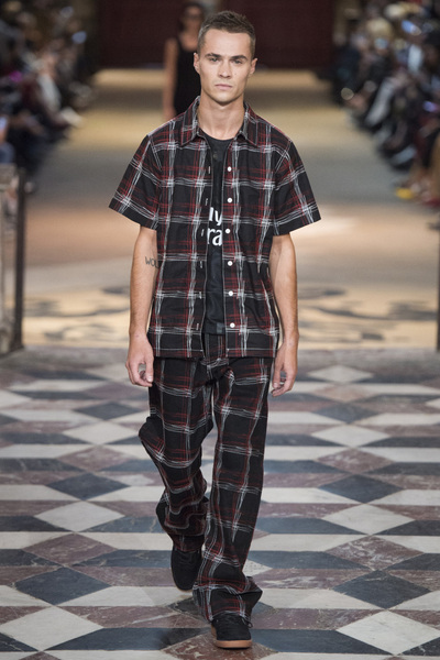 KOCHÉ Spring 2018 Ready-to-Wear - Look #17