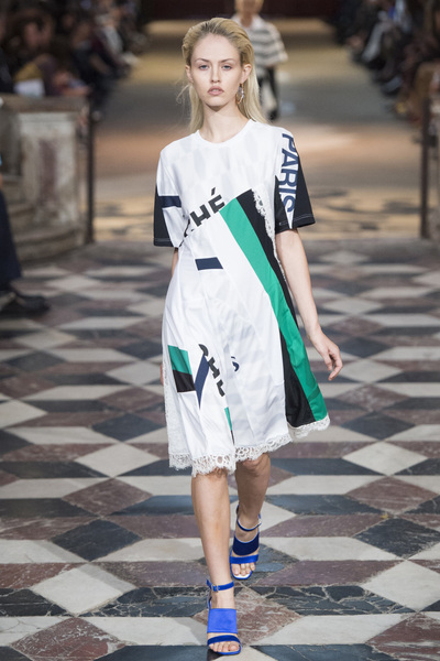 KOCHÉ Spring 2018 Ready-to-Wear - Look #23