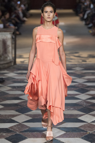 KOCHÉ Spring 2018 Ready-to-Wear - Look #30