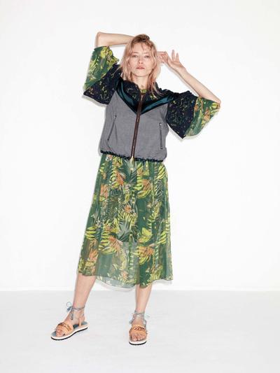 Kolor Spring 2018 Ready-to-Wear - Look #11