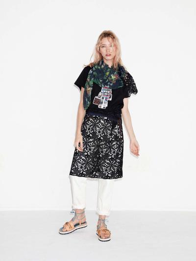 Kolor Spring 2018 Ready-to-Wear - Look #13