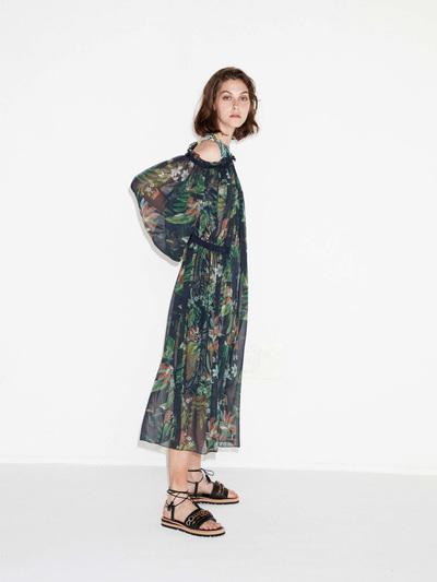 Kolor Spring 2018 Ready-to-Wear - Look #14