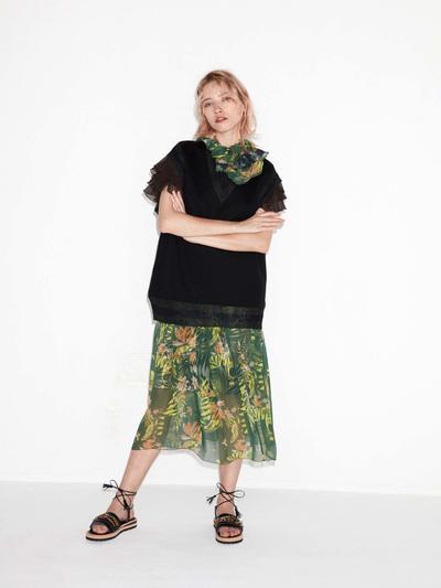 Kolor Spring 2018 Ready-to-Wear - Look #15