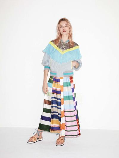 Kolor Spring 2018 Ready-to-Wear - Look #16