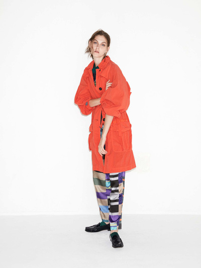 Kolor Spring 2018 Ready-to-Wear - Look #17