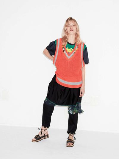 Kolor Spring 2018 Ready-to-Wear - Look #18