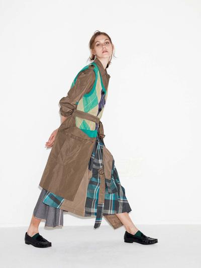 Kolor Spring 2018 Ready-to-Wear - Look #22