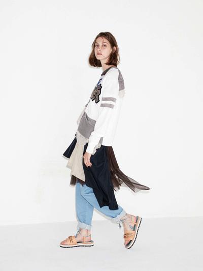 Kolor Spring 2018 Ready-to-Wear - Look #23