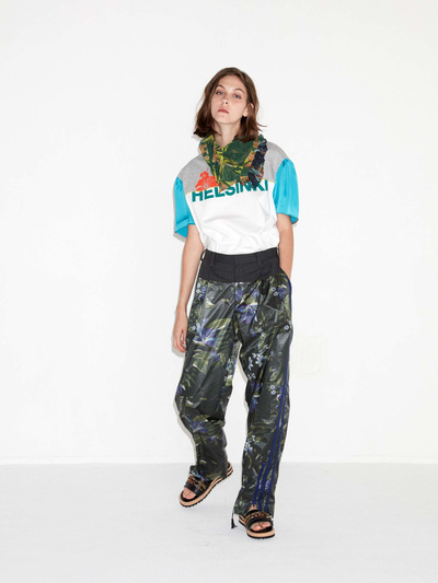 Kolor Spring 2018 Ready-to-Wear - Look #26