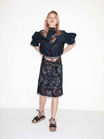 Kolor Spring 2018 Ready-to-Wear - Look #27