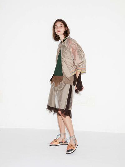 Kolor Spring 2018 Ready-to-Wear - Look #28