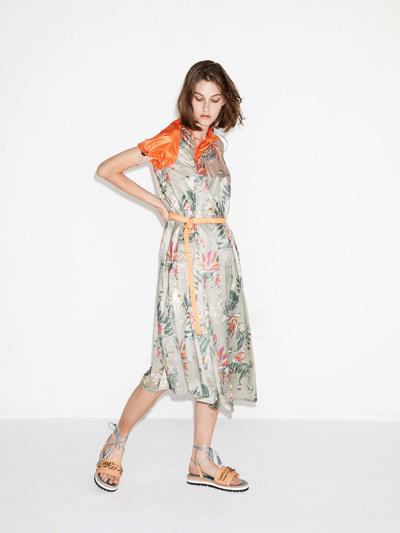 Kolor Spring 2018 Ready-to-Wear - Look #4