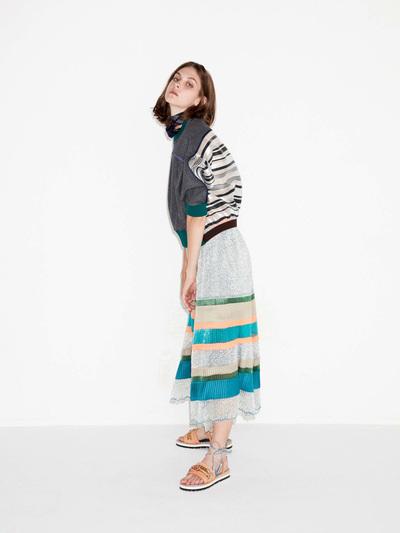 Kolor Spring 2018 Ready-to-Wear - Look #6