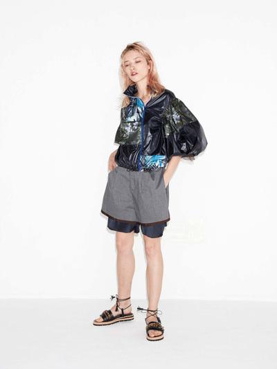 Kolor Spring 2018 Ready-to-Wear - Look #7