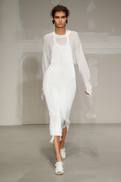 Krizia Spring 2018 Ready-to-Wear - Look #30