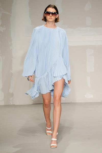 Krizia Spring 2018 Ready-to-Wear - Look #34