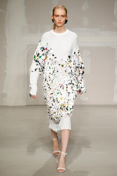 Krizia Spring 2018 Ready-to-Wear - Look #39
