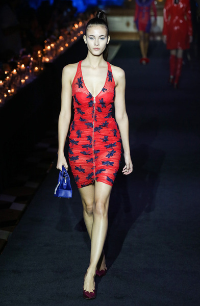 La Perla Spring 2018 Ready-to-Wear - Look #27