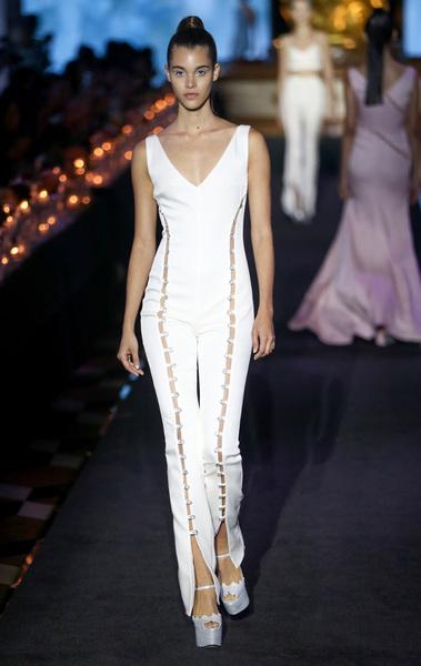 La Perla Spring 2018 Ready-to-Wear - Look #40