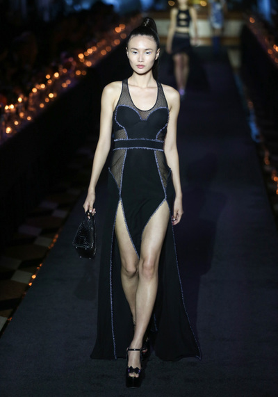 La Perla Spring 2018 Ready-to-Wear - Look #50