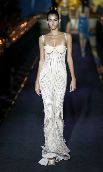 La Perla Spring 2018 Ready-to-Wear - Look #60