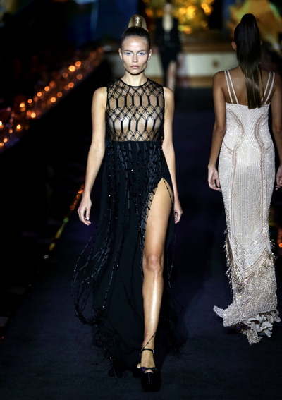 La Perla Spring 2018 Ready-to-Wear - Look #61