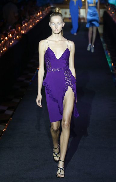 La Perla Spring 2018 Ready-to-Wear - Look #7