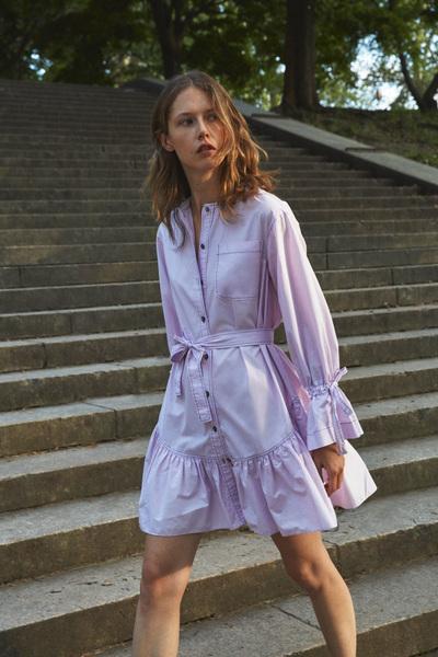 La Vie Rebecca Taylor Spring 2018 Ready-to-Wear - Look #1
