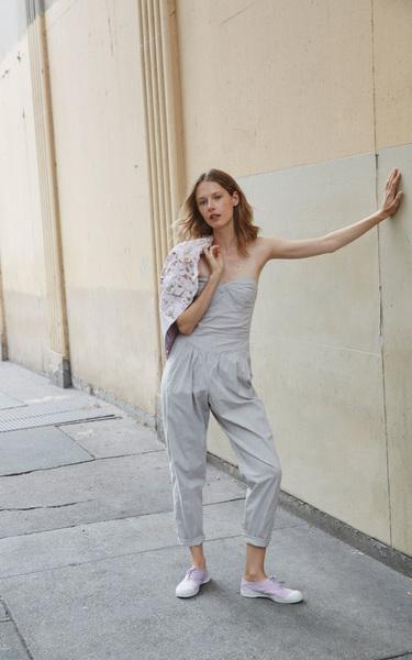 La Vie Rebecca Taylor Spring 2018 Ready-to-Wear - Look #10