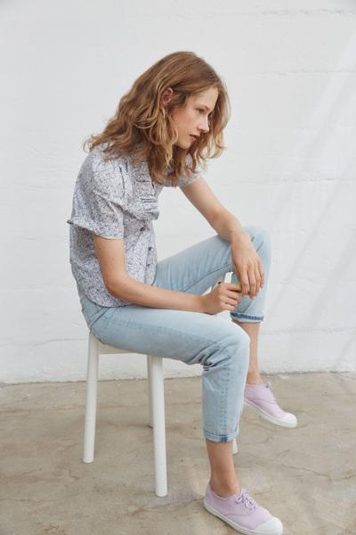 La Vie Rebecca Taylor Spring 2018 Ready-to-Wear - Look #12