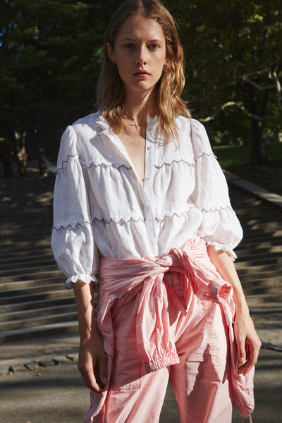 La Vie Rebecca Taylor Spring 2018 Ready-to-Wear - Look #13