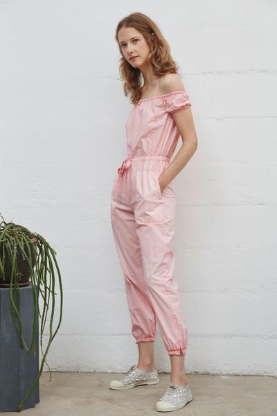 La Vie Rebecca Taylor Spring 2018 Ready-to-Wear - Look #14
