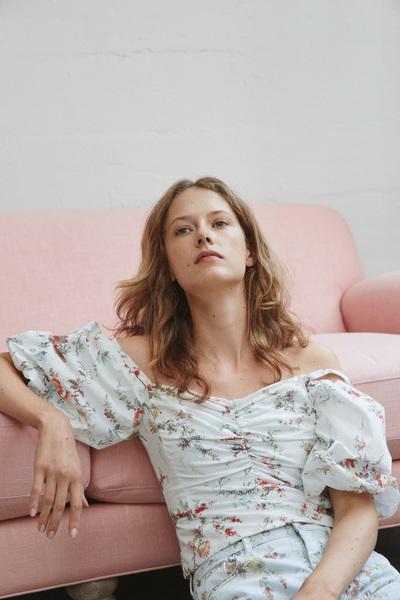La Vie Rebecca Taylor Spring 2018 Ready-to-Wear - Look #15