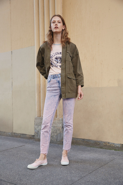 La Vie Rebecca Taylor Spring 2018 Ready-to-Wear - Look #17