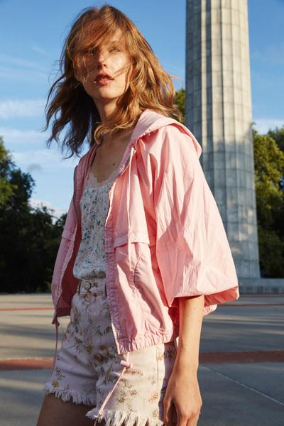 La Vie Rebecca Taylor Spring 2018 Ready-to-Wear - Look #19