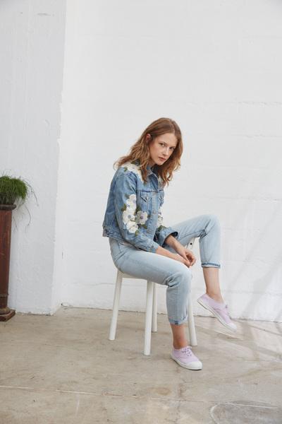 La Vie Rebecca Taylor Spring 2018 Ready-to-Wear - Look #3