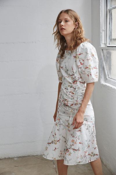 La Vie Rebecca Taylor Spring 2018 Ready-to-Wear - Look #4