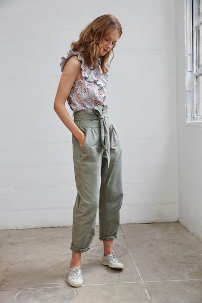La Vie Rebecca Taylor Spring 2018 Ready-to-Wear - Look #6