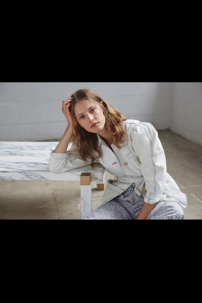 La Vie Rebecca Taylor Spring 2018 Ready-to-Wear - Look #7