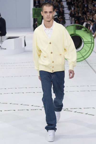 Lacoste Spring 2018 Ready-to-Wear - Look #12