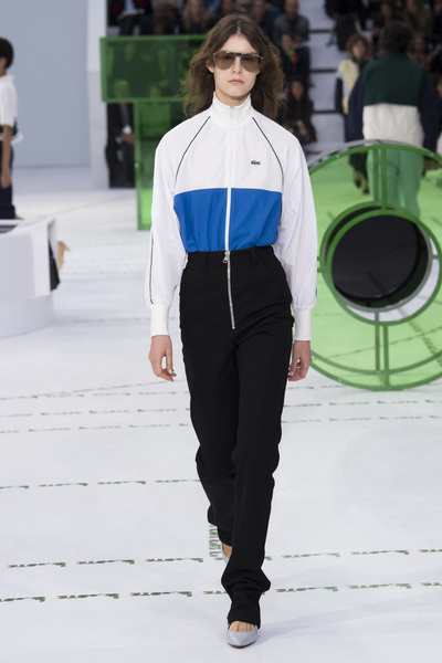 Lacoste Spring 2018 Ready-to-Wear - Look #13