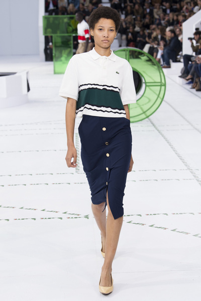 Lacoste Spring 2018 Ready-to-Wear - Look #14
