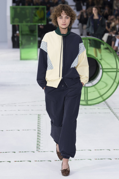 Lacoste Spring 2018 Ready-to-Wear - Look #15