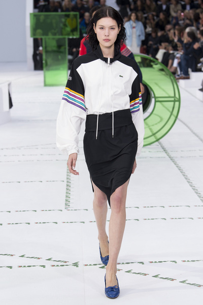 Lacoste Spring 2018 Ready-to-Wear - Look #19