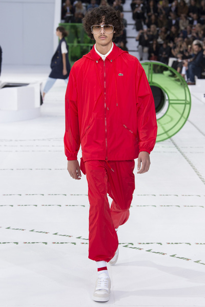 Lacoste Spring 2018 Ready-to-Wear - Look #2